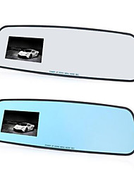 Rearview Mirror  Manufacturers Selling Insurance Scheme Informed The Rearview Mirror Wide-Angle Vision Recorder