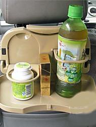 Car Drink Holder Car Back Seat Tray Drink Holder Random Color