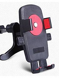 Automobile Air Outlet Bracket ,360 Degree Rotation Vehicle Mounted Mobile Phone Support