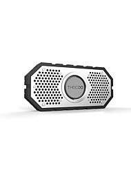 THECOO Outdoor Wireless BT Speaker with  Private moudler and multi functions like as Waterproof Dustproof Shokeproof