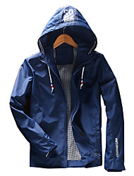 2016 men fall the new trend of casual jacket jacket men Hooded Jacket slim thin young men