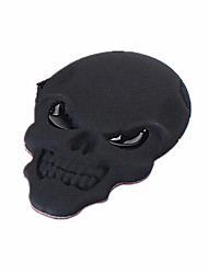 Harley Metal Skull Car Body Stickers,Car Decorative Stickers