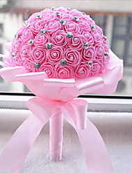 1 1 Филиал Недвижимость сенсорный Розы Корзина Цветы Искусственные Цветы 25*25*23