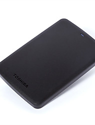 Toshiba Canvio Basics 1TB USB 3.0 Portable Hard Drive Black