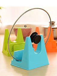 support cache-pot reste poêle rack de stockage organisateur pp reste supérieure de support de couverture (couleur aléatoire)