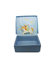 colore blu, altri imballaggi di materiale&regalo principe di spedizione