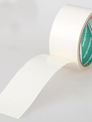 Free Water Plus Sticky Kraft Paper Tape Sealing Tape Is Not Warped Green Long 20Y Wholesale 6Cm Wide White