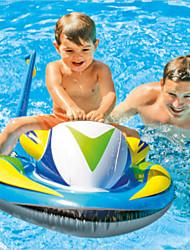 Wasser/Sand Aufblasbar Outdoor-Spielzeug Kriegsschiff PVC Regenbogen Für Kinder Alles
