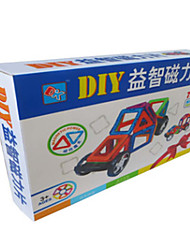 Puzzle blocks car model kit