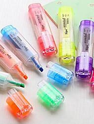 Маркеры и маркеры Маркеры,Пластик Случайный цвет