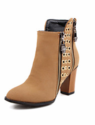 Women's Boots  / Fashion Boots / Basic Pump / Pointed Toe Office & Career / Party & Evening