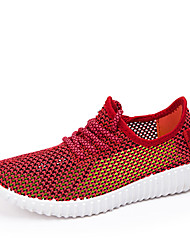 Unisex-Sneaker-Lässig-Wildleder-Flacher Absatz-Komfort-Schwarz Grün Rot Grau