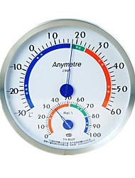 anymetre th602f tipo de temperatura e umidade metros