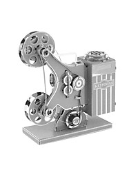 Jigsaw Puzzles Novelty Toy Building Blocks DIY Toys / 1 Metal Silver Novelty Toy