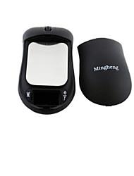 le style de la souris portable balance électronique (plage de pesage: 100g / 0.01g)