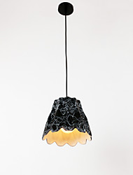 60W Pendant Light ,  Modern/Contemporary / Rustic Country Others Feature for Mini Style CeramicLiving Room / Study