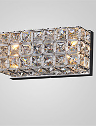 Modern Simplicity K9 Crystal Wall Lights G9 Living Room Restaurant Kids Room Bedroom Bedside Lamp