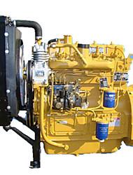 zh4100gengine 2400-60 chevaux machines d'ingénierie moteur chargeur dédié