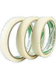 Light Yellow 6Cm*18M Textured Paper Tape Thickness 0.8Cm Ps: A Volume 5