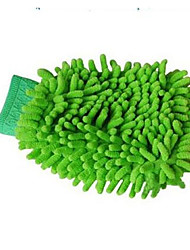 Chenille Gloves For Cleaning Car Car Washing Tool Cleaning Supplies Not To Hurt The Paint Wash Mitt A Double