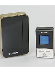 домашний цифровой беспроводной дверной звонок дистанционного бытовые AC электронный дверной звонок водонепроницаемый