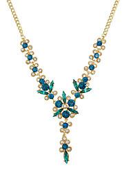 Flower Wedding Necklace