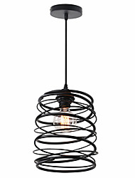 New Vintage Style Industrial Wrought Iron pendant lights balcony Loft  Entry Bedroom Home Furnishing Chandelier