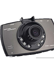 HD Night Vision Drive Recorder, 1200W Parking Monitoring, 1080P Video