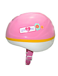 Kid's Bike Helmet 5 Vents Cycling Cycling / Recreational Cycling / Ice Skate /  EPS / PVC Pink
