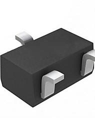 der Transistor schwarze Farbe