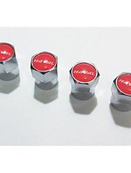 acier inoxydable bouchon de valve spéciale en métal pour havel h1 h2h5 h7 h9h8 h6