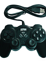 Gaming Handle Plastic USB Controllers for PC