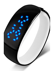 SKMEI® Unisex Candy Color Fashion Sport Touch Screen LED Digital Waterproof Bracelet Watch