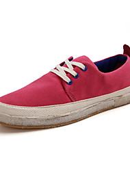 Women's Sneakers Spring / Summer / Fall / Winter Comfort / Round Toe Canvas / Tulle Outdoor / Athletic