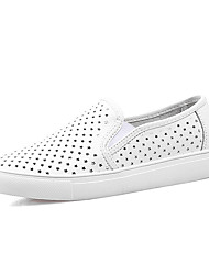 Women's Loafers & Slip-Ons Comfort / Round Toe Tulle / Leatherette Outdoor / Athletic