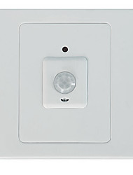 Intelligent Infrared Body Sensor Switch Wall Switch(86)