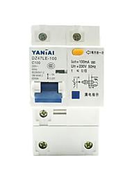 1p disjuntor disjuntor interruptor do ar vazamento