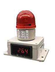alarme de haute température (prise en courant alternatif 220V; plage de température: -30 à 200 ℃)