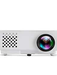 810 LCD WVGA (800x480) Projector,LED 400Lumens Mini Projector