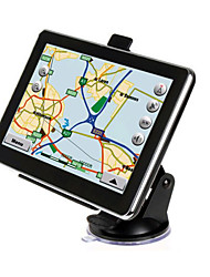 7 Inch 4G HD Screen GPS Vehicle External Portable Navigator