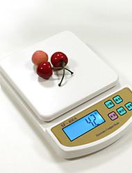 мелкий масштаб, мелкий масштаб, электронные весы, кухонные весы бытовые, 0.1g выпечки масштаба