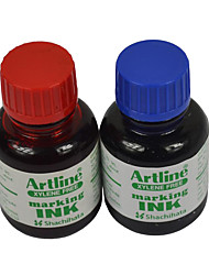 Mark Pen Ink A Box of 2 Colors