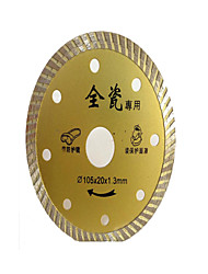 105 All-Ceramic Cutting Discs,Saw,Model: 105 * 8 * 1.3