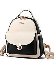 Women Cowhide Casual / Office & Career Shoulder Bag Multi-color