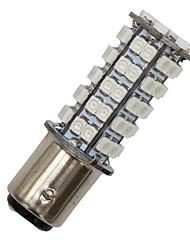 4x super rot 1157 2357 2057A BAY15D 68-SMD LED-Lampen Standlicht DC 12V