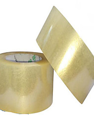 Manufacturers Can Be Customized 6Cm * 2.5Cm Wholesale Transparent Packing Tape Sealing Tape Warnings