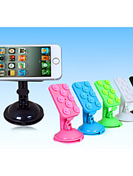 360 Mobile Phone Support 8 Point Suction Cup Type Vehicle Mounted Mobile Phone Carrier Silica Vehicle Suction