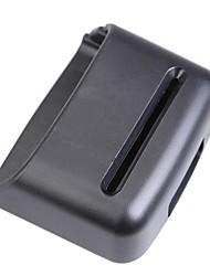 ziqiao boîte de rangement de voiture pour véhicule automobile téléphone automobile montage téléphone porte étagère noir