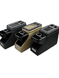 boîte de marche / commercial entreposage de véhicules / contrôle / accoudoir central / sans interface USB / / allume-cigare