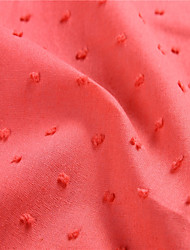 Watermelon / Light Brown Holiday Fabric